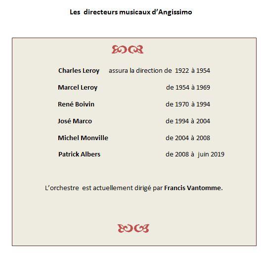 tableau directeurs Angissimo